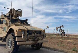نیروی نظامی آمریکا نفت سوریه