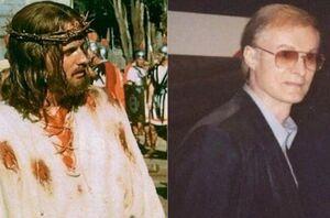 بازیگر نقش عیسی مسیح در «بن هور» درگذشت