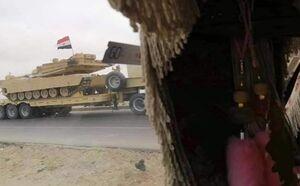 ارتش مصر برای مقابله با ترکیه به سمت مرز لیبی حرکت کرد +فیلم