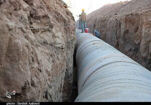 ابر پروژه انتقال آب خلیج فارس فردا افتتاح میشود