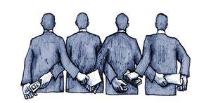 فساد مربوط به عوضی هاست نه از جنس انقلاب