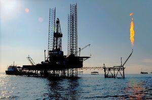 استخراج نفت گاز