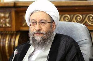 آملی لاریجانی: از هیچ فرد فاسدی حمایت نکرده و نخواهم کرد