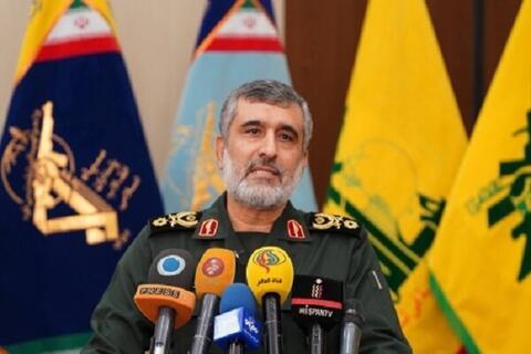 فیلم/ سردار حاجیزاده: تواناییهای موشکی برای بسیاری باورپذیر نبود
