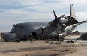 بیانیه ائتلاف آمریکا در ارتباط با حادثه هواپیما در عراق