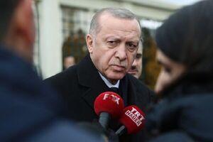 اردوغان: آنقدر قدرت داریم که بتوانیم نقشههای تحمیلی بر ترکیه را پاره کنیم