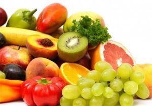 قیمت عمده فرورشی انواع میوه و تره بار +جدول