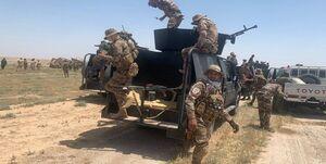 الحشد الشعبی مقر «سرکرده جدید داعش» را منهدم کرد