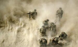 حمله خمپارهای دیگری به اطراف سفارت آمریکا در عراق