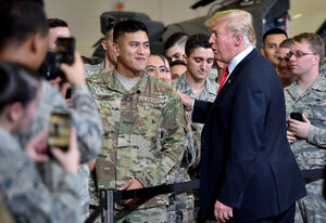 شهردار واشنگتن: ارتش، بازیچه ترامپ شده