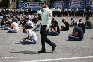 فیلم/ اجرای طرح اقتدار پلیس امنیت عمومی پایتخت