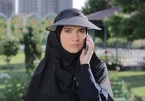 نفرت بازیگر زن از مریم رجوی +عکس