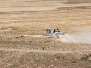 فیلم/ تمرین نیروهای ارتش برای شرکت در مسابقات ارتشهای جهان