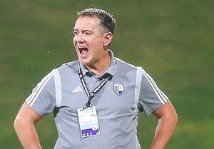 سرمربی الظفره هدایت تیم ملی امارات را می پذیرد