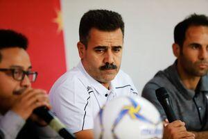موافقت فدراسیون فوتبال با استعفای پورموسوی