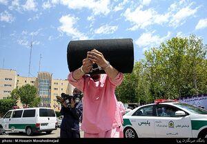 عکس/ دستگیری سارقان تهرانی