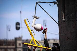 عکس/ آشوب در خیابانهای مکزیک