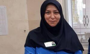سومین شهید مدافع سلامت بیمارستان بقیهالله +عکس