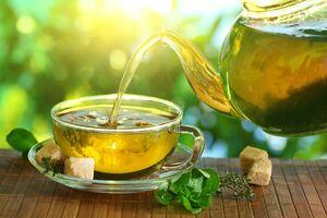 آیا چای سبز یک رژیم غذایی سالم است؟