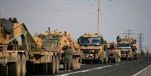 ترکیه تجهیزات جدید جنگی به سوریه ارسال کرد