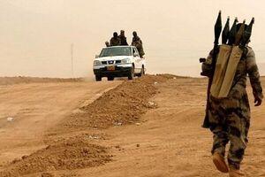 افزایش حملات داعش به مواضع ارتش سوریه