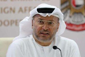 حمله شدید وزیر مشاور در امور خارجه امارات به ترکیه