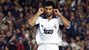 ماجرای عجیب خیانت فیگو به بارسلونا