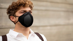 ماسک خلاق کرونا