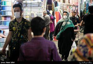 عکس/ حال و هوای این روزهای بازار تهران