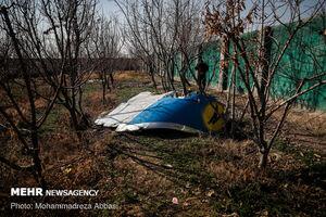 توضیحات سازمان هواپیمایی درباره جعبه سیاه هواپیمای اوکراینی