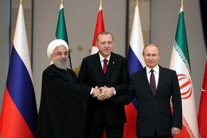 برگزاری ویدئوکنفرانس ایران، روسیه و ترکیه درباره سوریه
