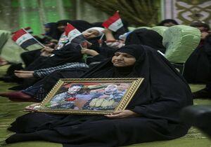 اعتراض نماینده عراق به قطع حقوق خانواده شهدا