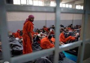 افشای آمار داعشیهای عراقی زندانی در سوریه