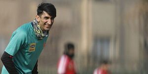 بیرانوند با حضور در فدراسیون فوتبال: بلیت برگشتم از بلژیک برای چهارشنبه است/ شاید هم برنگردم