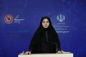 سیما سادات لاری سخنگوی وزارت بهداشت نمایه