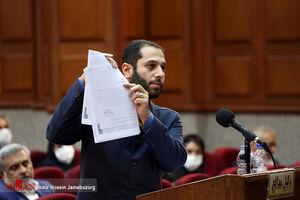 عکس/ هشتمین جلسه رسیدگی به اتهامات ۲۱ متهم کلان ارزی