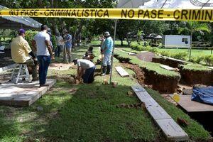 کشف یک گور دستهجمعی بازمانده از حمله آمریکا به پاناما