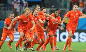 تیم فوتبال هلند