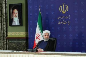 عکس/ روحانی در جلسه شورای عالی امنیت ملی