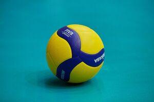 رونمایی از توپ لیگ برتر والیبال +عکس