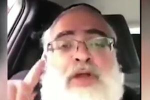 فیلم/ توصیه خاخام یهودی به فرار از نیویورک
