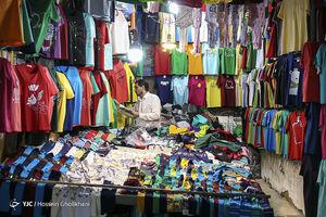 عکس/ کسادی بازار قزوین