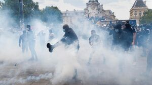 اعتراضات اروپا