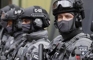 پلیس لندن ۱۱۳ تظاهرات کننده انگلیسی را بازداشت کرد