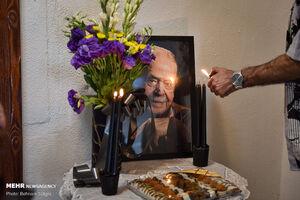 عکس/ حضور جمعی از سینماگران در منزل مرحوم کشاورز
