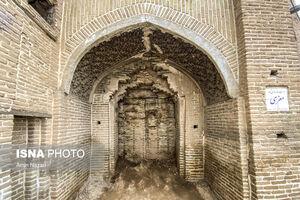 عکس/ سایه ویرانی بر بافت تاریخی شهر «دزفول»