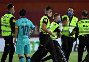 شکایت لالیگا از جیمیجامپ بازی بارسلونا