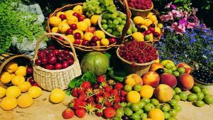 ارزانی میوه در راه است +جدول