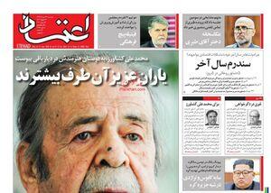 در آینده حسرت دولت روحانی را میخوریم/ آقای آخوندی؛ بجای «دایی جان ناپلئون» از کارنامهات بگو!
