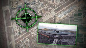 داغ آمریکا برای از دست دادن RQ-۱۷۰ در سالگرد شکار «گلوبال هاوک» زنده شد/ ادامه فرار جاسوس خجالتی سیا از چتر پدافندی سپاه +تصویر ماهوارهای